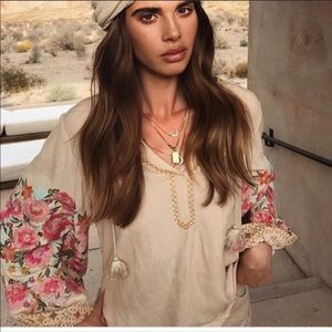 Spell & The Gypsy Cleo Blouse